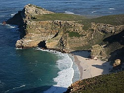 Dias Beach and the Cape of Good Hope